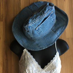Adorable Denim Hat